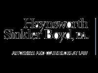 haynsworth sinkler boyd logo