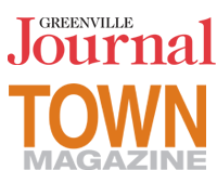 greenville journal town magazine logo