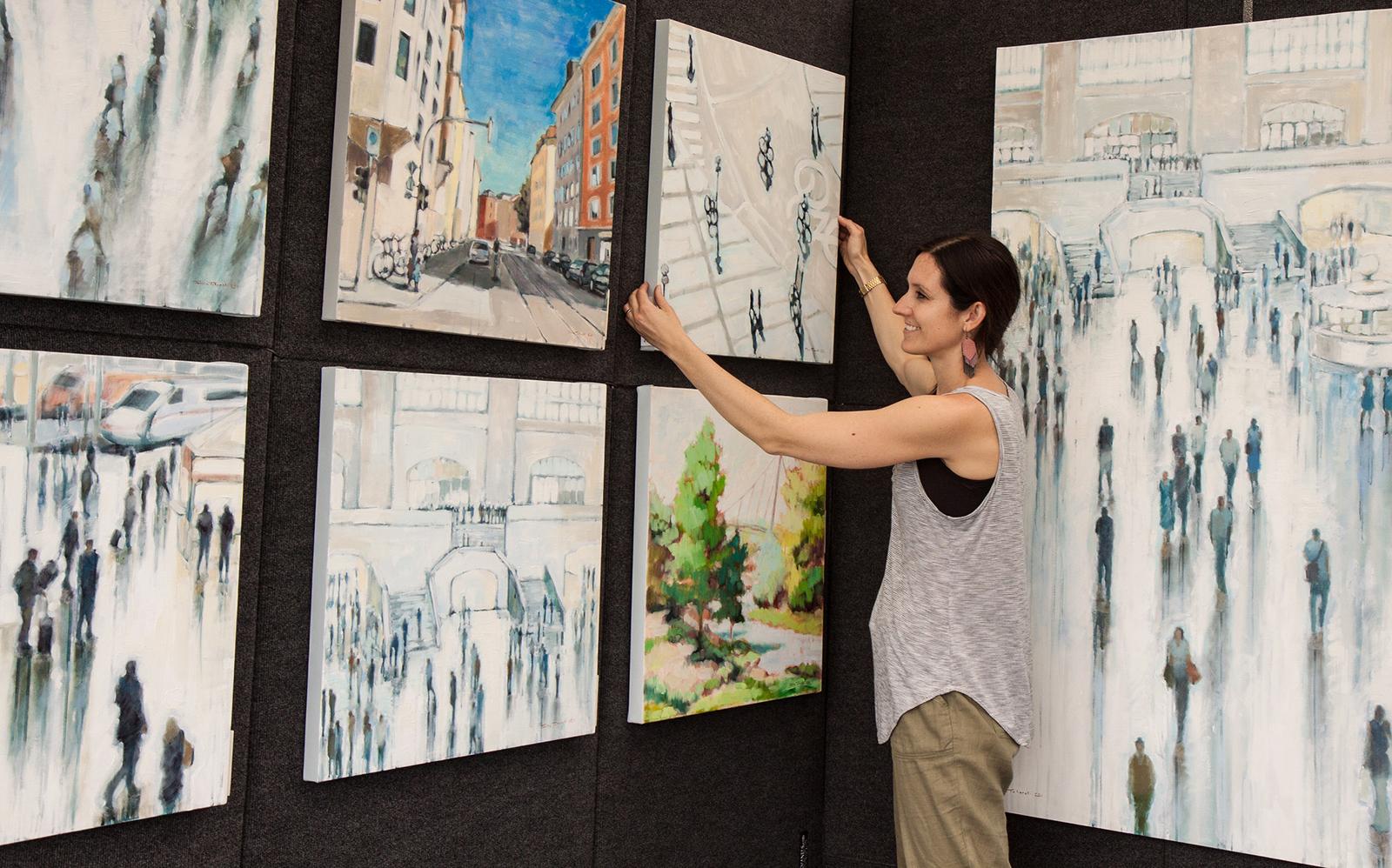 visual artist at artisphere